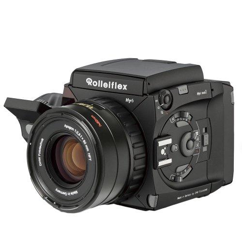 dhw fototechnik 中判ハイブリッドカメラ ローライフレックスHy6Mod2 コンプリートキット hy6 mod2 komkl