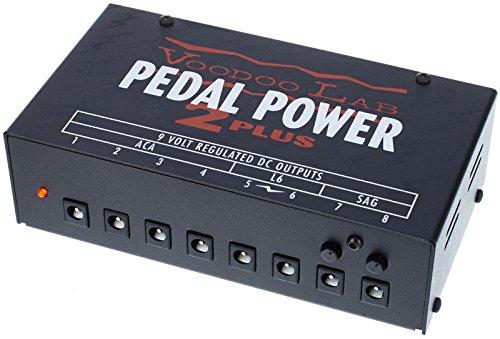 VooDoo LAB PEDAL POWER 2 PLUS [並行輸入品] 【最新】Paul Gilbert(ポール・ギルバート)の機材・エフェクターボードを解析!ギターを支える機材の数々を紹介!【金額一覧】