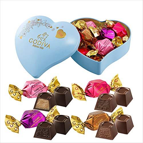 ゴディバはママ友にプレゼントされて嬉しいチョコレート