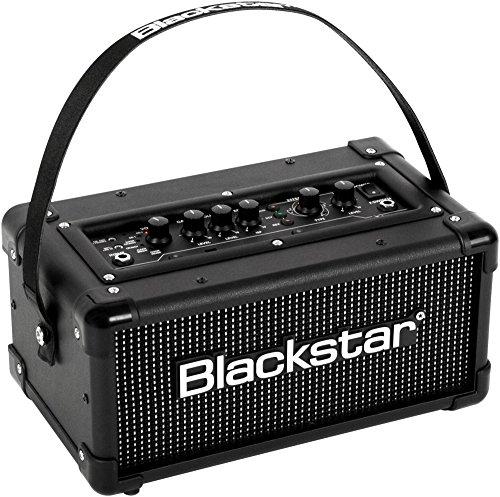 BLACKSTAR ID:Core Stereo 40 Head ギターアンプヘッド 【440g~】超小型アンプ特集!小さく持ち運びも楽で良い音のする安い小型ヘッドアンプ!