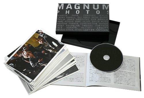 MAGNUM PHOTOS 世界を変える写真家たち DVD