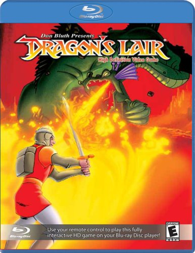 Dragon's Lair [Blu-ray] [Import]