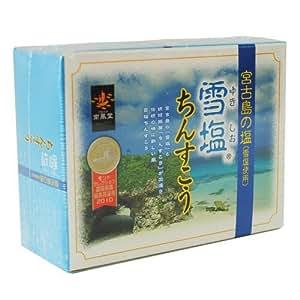 雪塩ちんすこう(ミニ) 12個入(2×6袋) | ビスケット・クッキー 通販