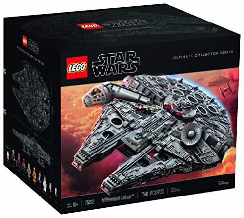 レゴ (LEGO) スター・ウォーズ ミレニアム・ファルコン™ 75192 [並行輸入品]