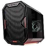 ANTEC製 PCケース RGBファン標準搭載 強化ガラスを採用したATX対応ミドルタワー CUBE EK