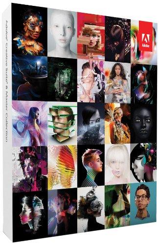 Adobe Creative Suite 6 Master Collection Macintosh版 (旧製品)