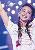 【Amazon.co.jp限定】namie amuro Final Tour 2018 ~Finally~ (東京ドーム最終公演+25周年沖縄ライブ)(DVD3枚組)(通常盤)(2019年度「Amazon限定写真使用の縦型卓上カレンダー」付)