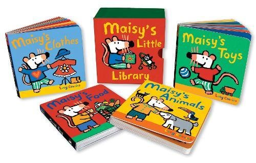Maisy's Little Library