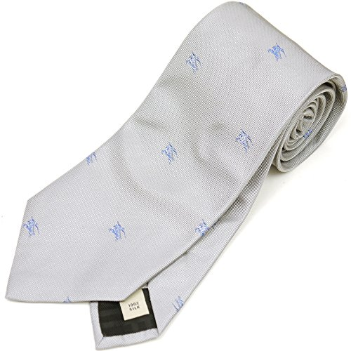 BURBERRYのロゴが入ったネクタイはプレゼントに人気