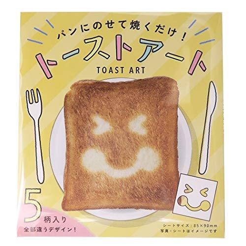 [クッキングパーツ]トーストアート/かお フロンティア フード小物 キッチン グッズ 通販