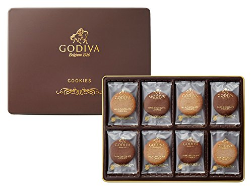 GODIVAのクッキーアソートはナースに人気の高いお菓子