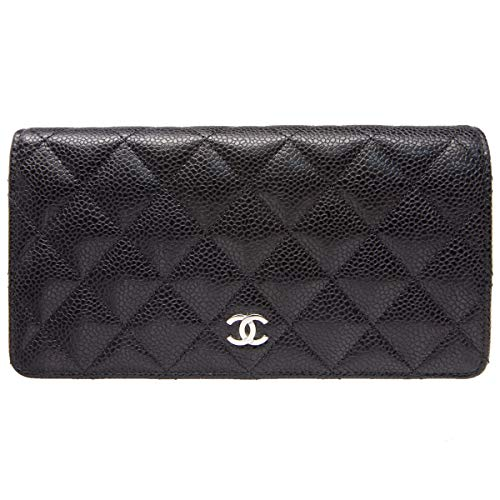ハイブランドで女性の憧れシャネルの長財布