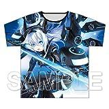 ネプテューヌ フルグラフィックTシャツ NEXT BLACK Ver.
