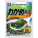 リケン わかめスープ 6.4g×3袋×10袋