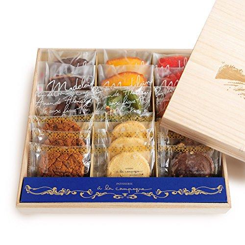 (ア・ラ・カンパーニュ) 焼き菓子 詰め合わせ 18個入り