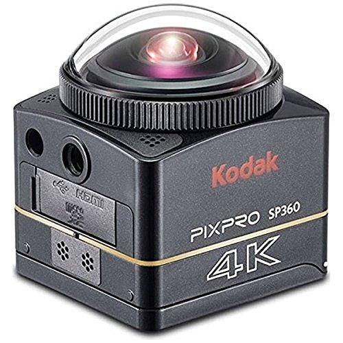 コダック マイクロSD対応・4K対応 360°アクションカメラ Kodak PIXPRO SP360 4K