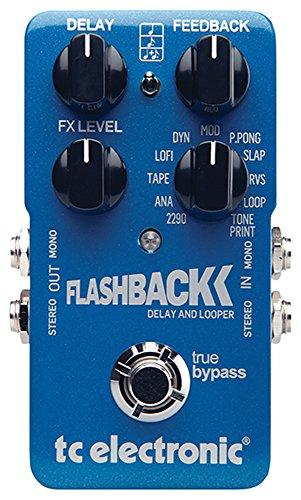 tc electronic Flash Back DELAY & LOOPER ギターエフェクター