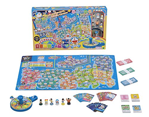 ドラえもん日本旅行ゲームを女の子の誕生日にプレゼント