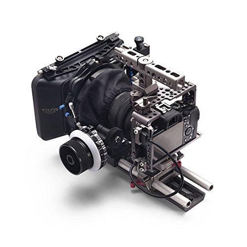 TILTA ティルタ プロ級セット 撮影機材 ES-T17 SONY A7全シリーズ A7S A7S2 A7R A7R2 対応 並行輸入品 (ES-T17-B) 並行輸入品