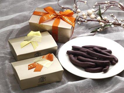 レオニダスのチョコレートはもらって嬉しいチョコブランド7位