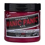 マニックパニック カラークリーム ホットホットピンク