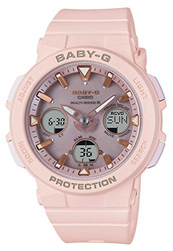 [カシオ]CASIO 腕時計 BABY-G ベビージー BEACH TRAVELER 電波ソーラー BGA-2500-4AJF レディース