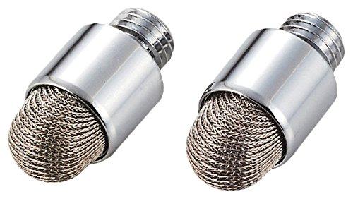 エレコム タッチペン交換用ペン先 導電繊維タイプ 2個 P-TIPS01