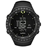 SUUNTO Core All Black SS014279010 スント コア・オールブラック 腕時計 アウトドアウォッチ (日本正規品)
