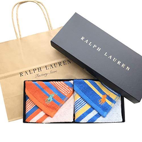 Ralph Laurenのハンカチは新社会人に人気にプレゼント