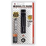 MAG-LITE(マグライト) 懐中電灯 XL200 LED(単四3本) XL200-S3016 ブラック