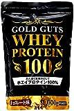 GOLD GUTS ゴールドガッツホエイプロテイン100 チョコレート味 1000g
