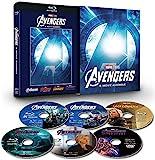 アベンジャーズ:4ムービー・アッセンブル [ブルーレイ+DVD+デジタルコピー+MovieNEXワールド] [Blu-ray]