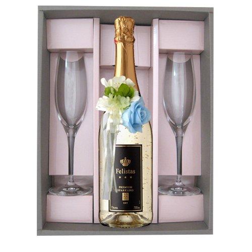 大切な人への気持ちをスパーリングワインで祝う