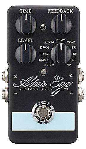 TC Electronic / ALTEREGO2 ヴィンテージエコー&ルーパー ギターエフェクター 【最新】Paul Gilbert(ポール・ギルバート)の機材・エフェクターボードを解析!ギターを支える機材の数々を紹介!【金額一覧】