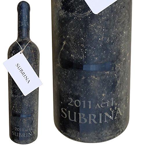 海底で熟成されたワインSUBRINAは世界に1つだけのギフト