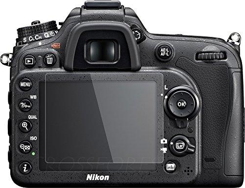 クロスフォレスト Nikon D7100用ガラスフィルム ラウンドエッジ Glass Film 「CF-GCND7100」液晶保護フィルム