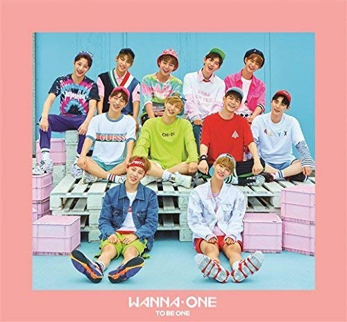 1×1=1(TO BE ONE)-JAPAN EDITION-(Pink Ver.)【JAPAN EDITON:CD+DVD)