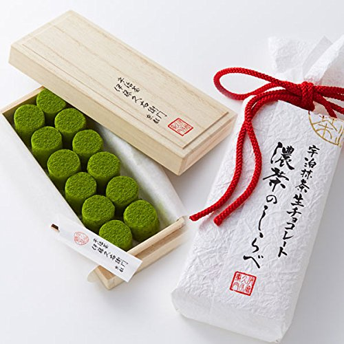 伊藤久右衛門の抹茶チョコは和の神髄で人気
