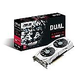 ASUS AMD Radeon RX 480搭載ビデオカード オーバークロック メモリ4GB DUAL-RX480-O4G