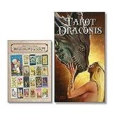 【今日からあなたもタロットコレクター!】ドラゴン・タロット&『初めてでもよく分かるタロットコレクション入門』セット