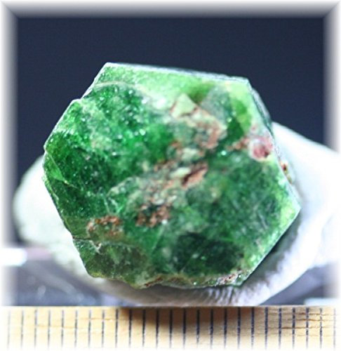 グリーントルマリン結晶原石(ローズフラワー)7