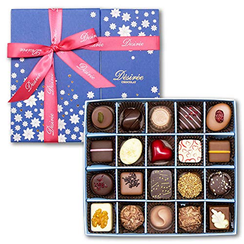 デジレー ベルギー直輸入チョコレート ショコラ&トリュフ20個入