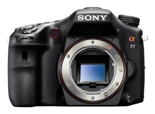 SONY デジタル一眼カメラ α77 ボディ SLT-A77V