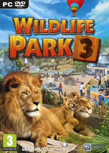 Wildlife Park 3 (PC) (輸入版)