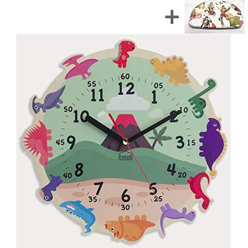 小学生に人気の恐竜の時計を入学祝いに贈る