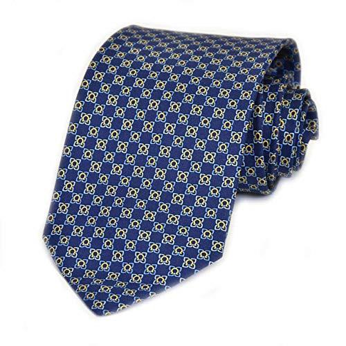 フェラガモのネクタイはお父さんに人気のネクタイ