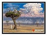 マジック:ザ・ギャザリング プレイヤーズカードスリーブ 『オデッセイ』《平地》 (MTGS-091)