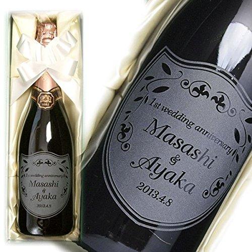 名前入りのオリジナルワインは上司の退職祝いに人気のギフト