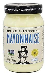 【賞味期限2017年5月3日】 サー・ケンジントン (Sir Kensington's) クラシックマヨネーズ 473ml   マヨネーズ 通販