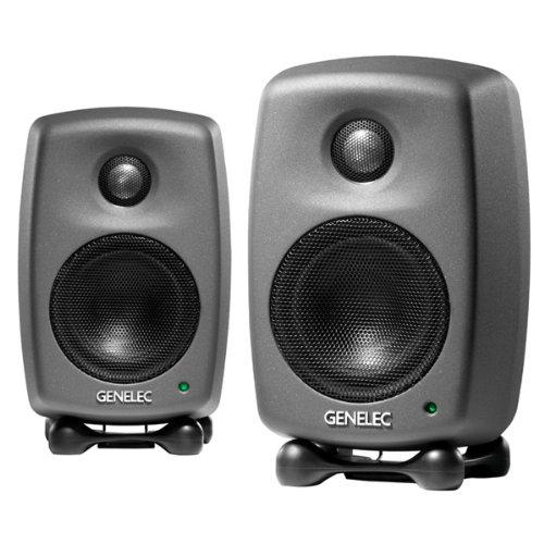 GENELEC モニタースピーカー 8010APM 【ペア】 【徹底紹介】中田ヤスタカのDTM機材を紹介! Cubase、Universal Audio Apollo Twin、GENELEC 8351A、KOMPLETE KONTROL S61 MK2を使用!(自宅スタジオ)